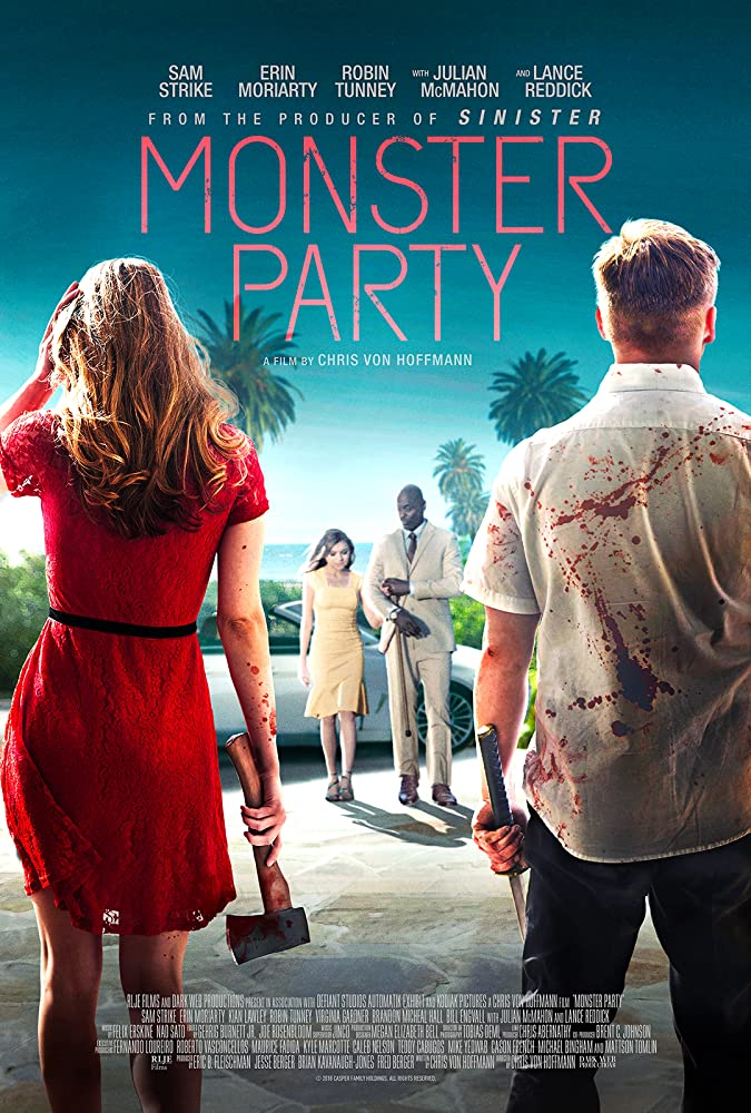 Monster Party 2018 movie watch free