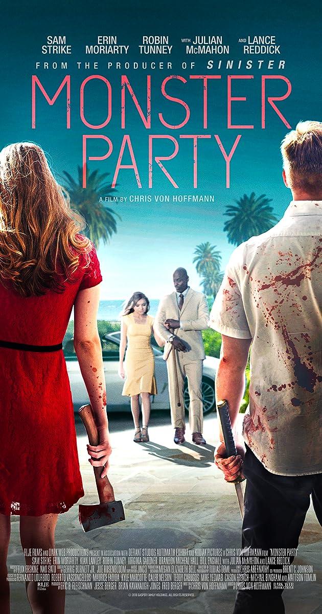 da7f8c343a587 Monster Party (2018) - IMDb