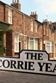 The Corrie Years Poster