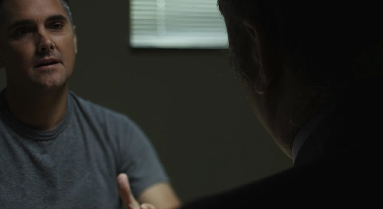 John Meacham as Michael Burns