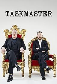 Greg Davies and Alex Horne in Taskmaster (2015)