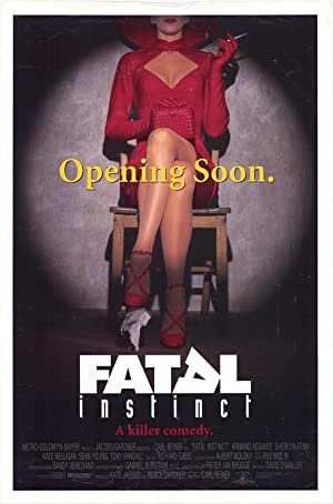 Permalink to Movie Fatal Instinct (1993)