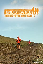 Undefeated: Journey to the Death Race Poster