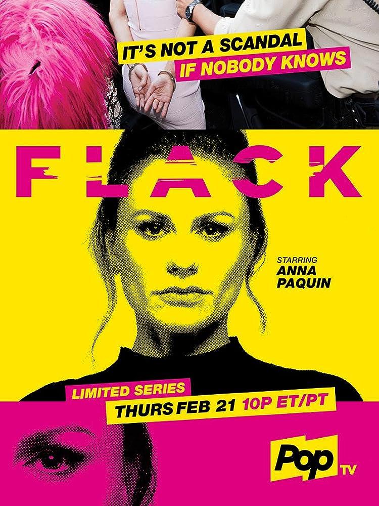 Flack S01 E01 English 720p HDRip 400MB Download