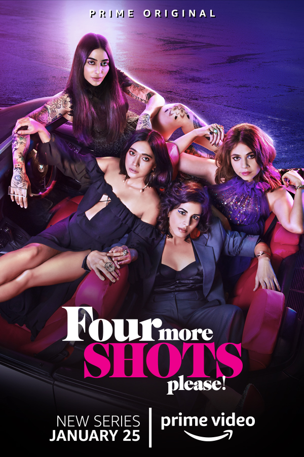 [18+] Four More Shots Please (2019) Hindi Prime Video Original Series Complete WEB-DL 720P x264 650MB