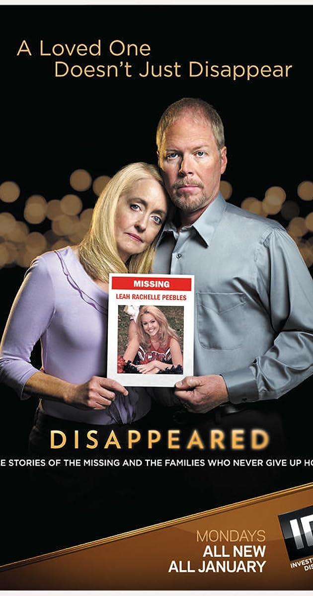 Disappeared Tv Series 2009 2018 Full Cast Crew Imdb