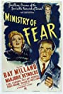Ministry of Fear (1944) Poster