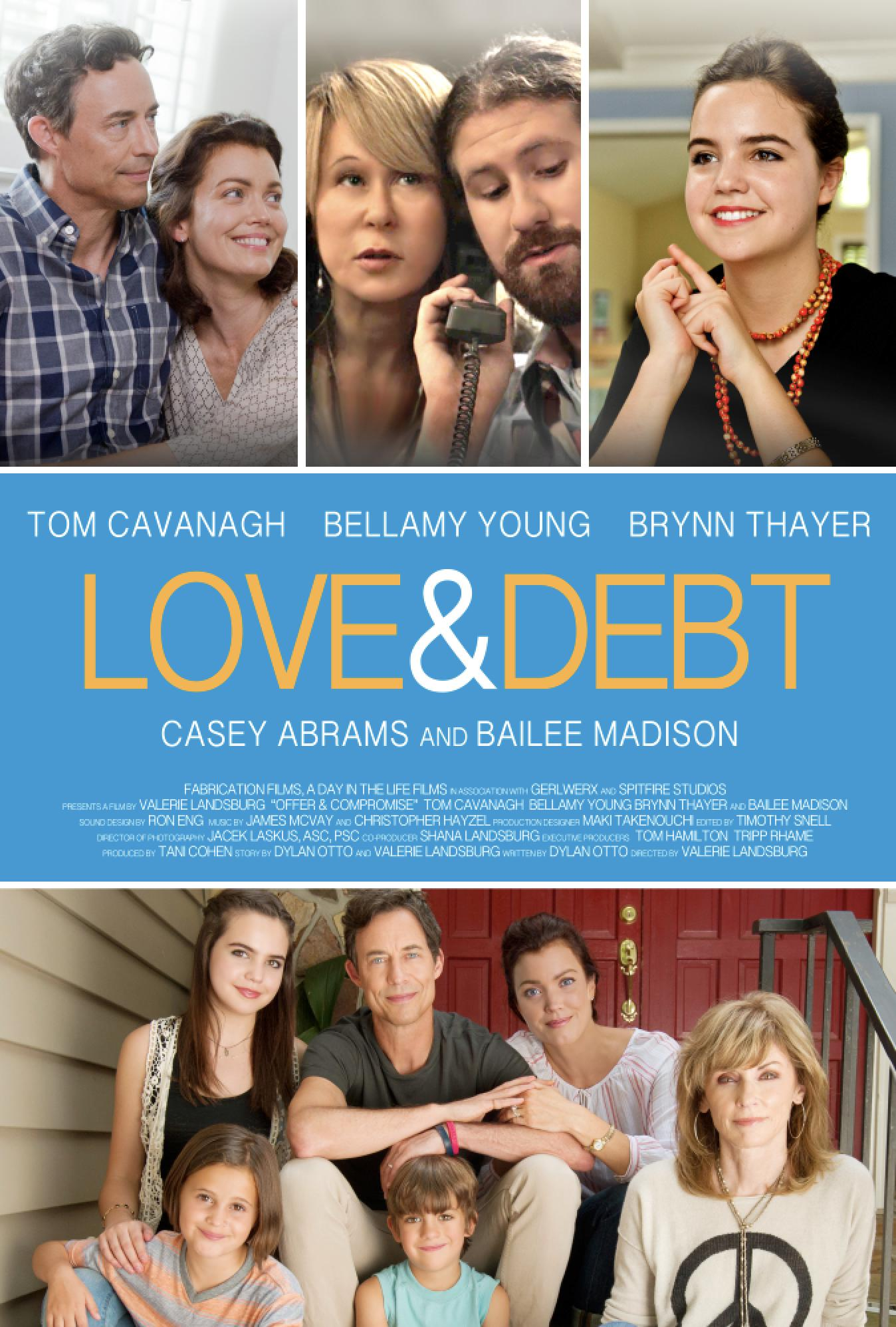 Meilė ir skola (2019) / Love and Debt