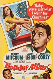 Holiday Affair (1949) Poster - Movie Forum, Cast, Reviews