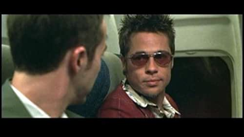 Trailer for Fight Club