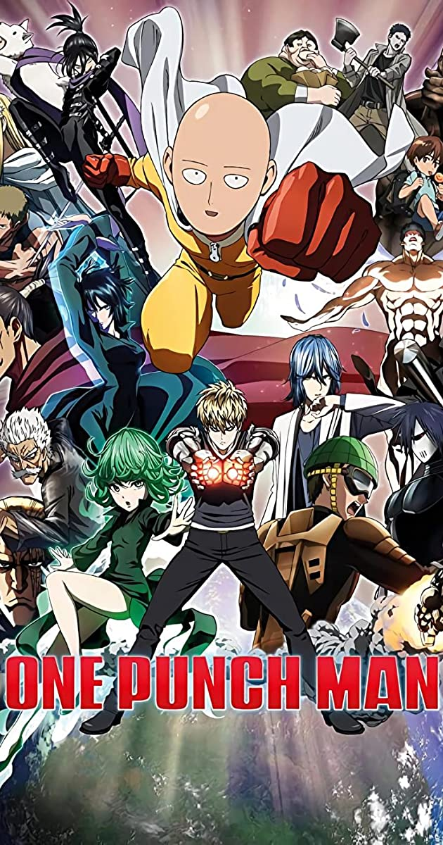 One Punch Man Tv Series 2015 Imdb