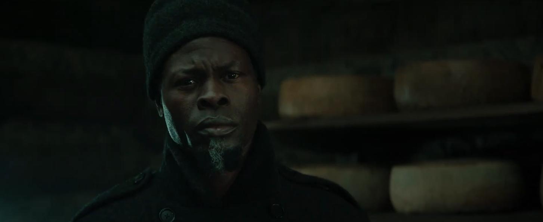 Djimon Hounsou in The King's Man (2021)