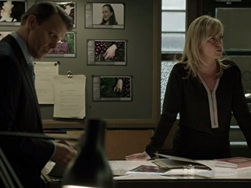 Anthony Calf and Tamzin Outhwaite in New Tricks (2003)