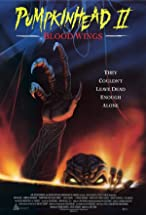 Primary image for Pumpkinhead II: Blood Wings