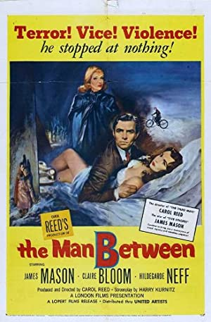 Where to stream The Man Between