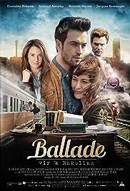 Ballade vir 'n Enkeling Poster