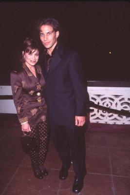 Paula Abdul at an event for Evita (1996)