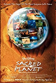 Sacred Planet Poster