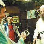 Shuli Rand, Shaul Mizrahi and Ilan Ganani in Ushpizin