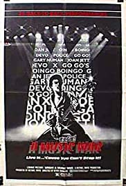 Urgh! A Music War (1981) Poster - Movie Forum, Cast, Reviews