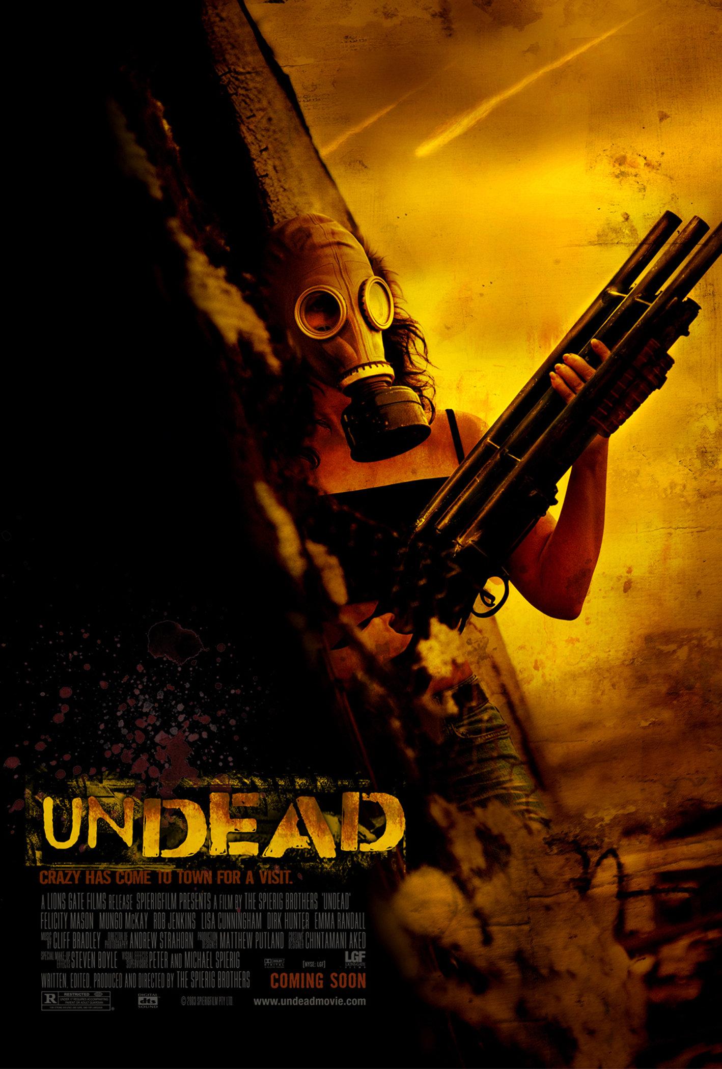 Undead 2003 Imdb