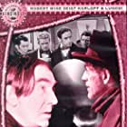Boris Karloff, Bela Lugosi, Henry Daniell, Russell Wade, and Bill Williams in The Body Snatcher (1945)