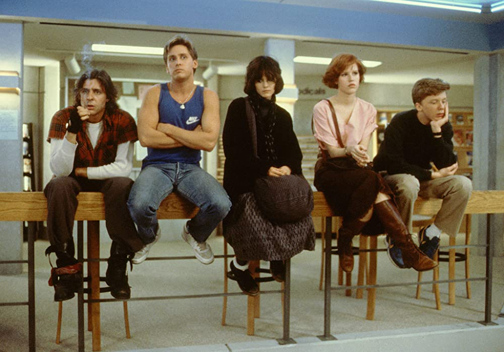 The Breakfast Club IMDb & Amazon Image