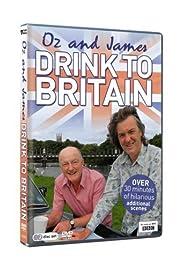 Oz & James Drink to Britain Poster - TV Show Forum, Cast, Reviews