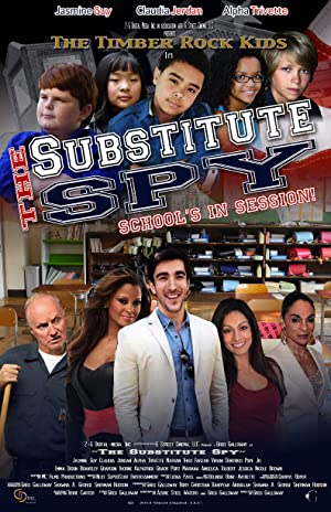 Where to stream The Substitute Spy