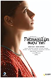 Fatmagül'ün Suçu Ne? Poster