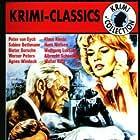 Klaus Kinski, Sabine Bethmann, and Peter van Eyck in Scotland Yard jagt Dr. Mabuse (1963)