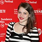 Olivia Luccardi at an event for It Follows (2014)
