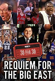 Requiem for the Big East Poster