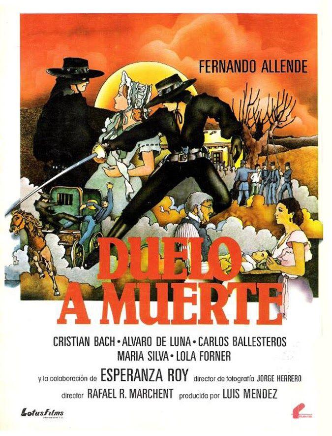 Duelo a muerte ((1981))