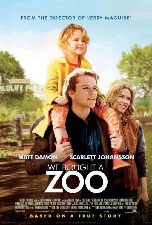 فيلم We Bought a Zoo مترجم
