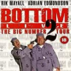 Adrian Edmondson and Rik Mayall in Bottom Live: The Big Number 2 Tour (1995)