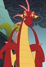 Dragonshy Poster