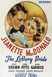 The Lottery Bride (1930) starring Jeanette MacDonald on DVD on DVD
