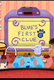 Blue's First Holiday Poster