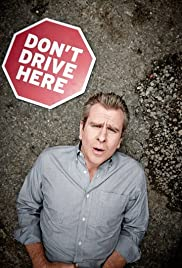 Don't Drive Here Poster