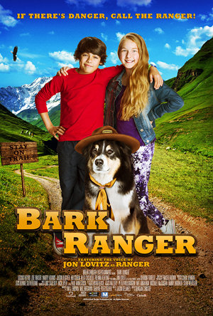 Bark Ranger 2015 Hindi Dual Audio 300MB HDRip ESubs Download