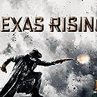 Bill Paxton, Crispin Glover, Christopher McDonald, Max Thieriot, Rhys Coiro, and Cynthia Addai-Robinson in Texas Rising (2015)