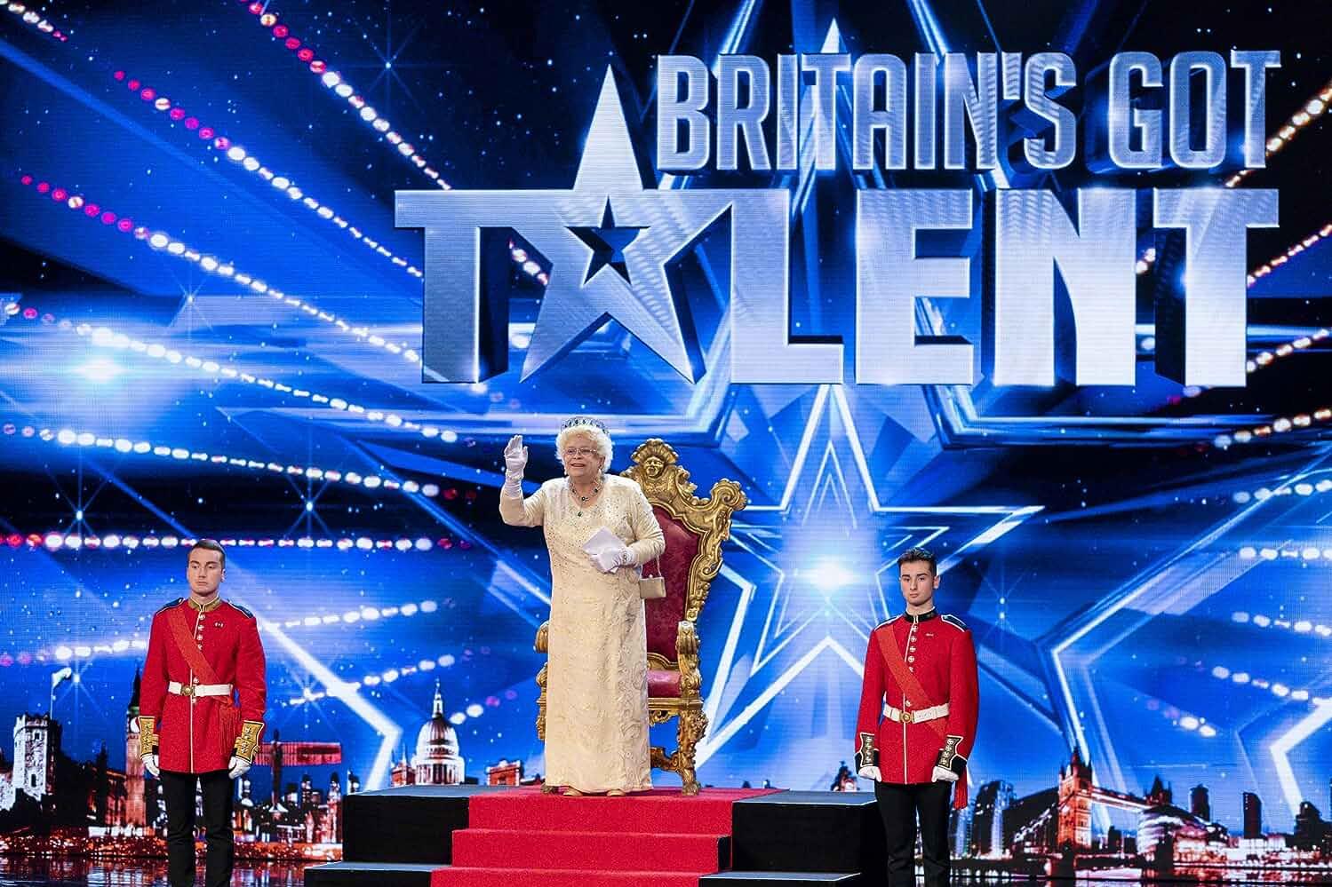 Britain's Got Talent (2019) WEEK 3 720p 350MB -Akshat Singh Appearance