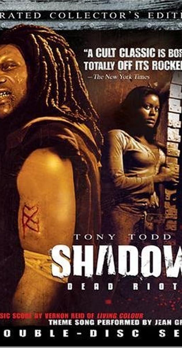 Subtitle of Shadow: Dead Riot