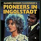 Günther Kaufmann and Hanna Schygulla in Pioniere in Ingolstadt (1971)