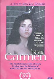 First Name: Carmen Poster