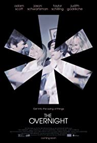 The Overnight (2015) Poster - Movie Forum, Cast, Reviews