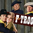 Ken Berry, Melody Patterson, Larry Storch, and Forrest Tucker in F Troop (1965)