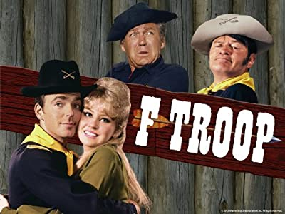 Filme digital herunterladen F Troop: Here Comes the Tribe (1965) by Ed James [640x480] [720x576]