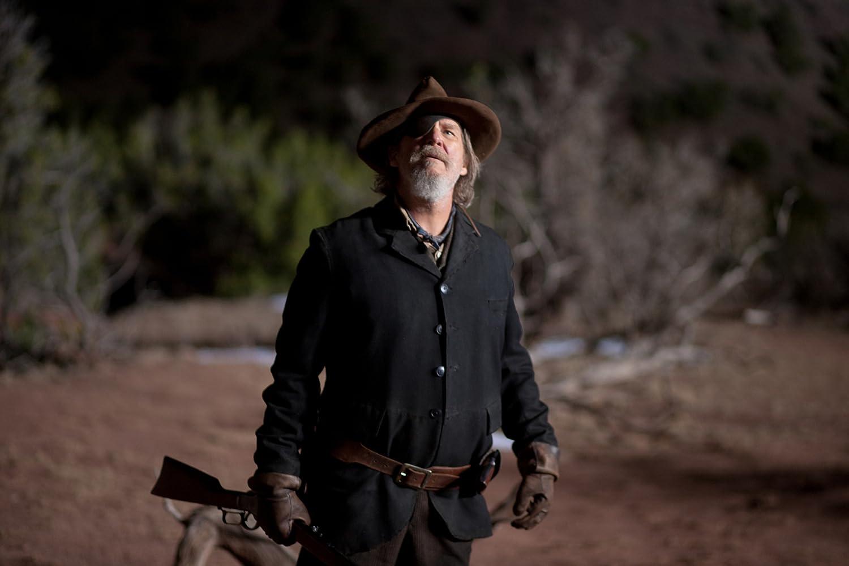 Jeff Bridges in True Grit (2010)